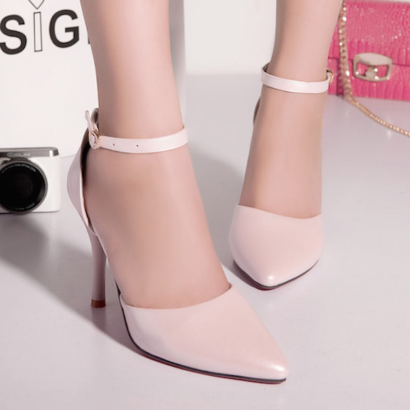Sexy-talones-inferiores-rojos-de-la-boda-zapatos-mujer-punta-estrecha-talones-correa-del-tobillo-stiletto