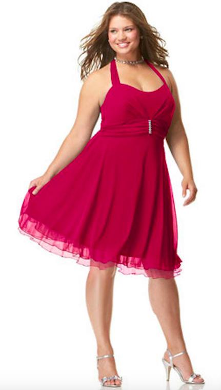 vestido para gorditas-0