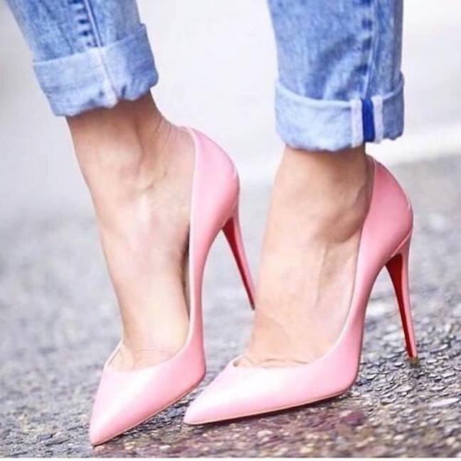 El Zapato Chic Esta Temporada Mujer De CuarzoColor Rosa 0nk8wPO