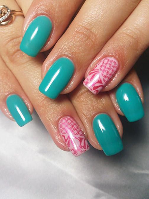 12 modelos de uñas decoradas - Mujer Chic