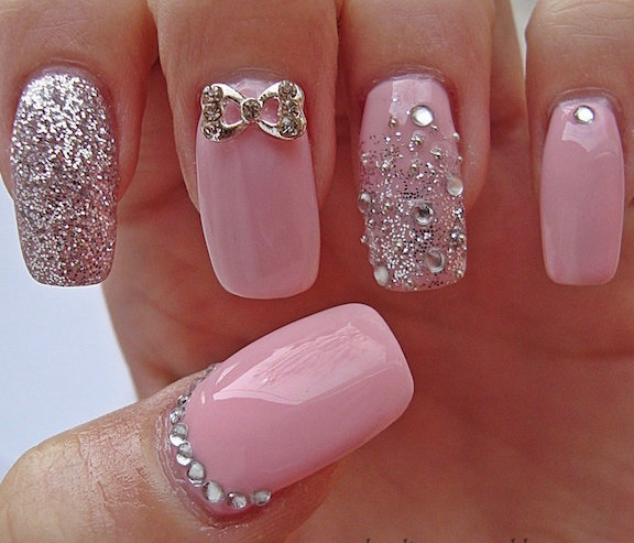 u -Rose-Quartz-Nail-Design-6