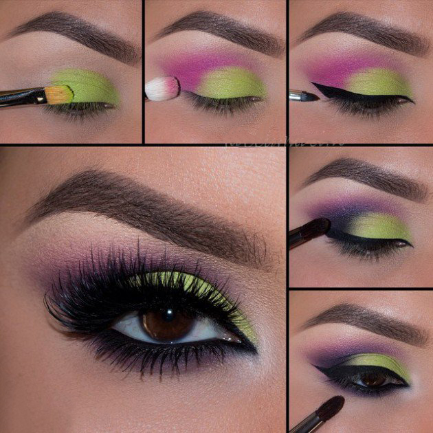 Tutoriales-maquillajes-de-noche-1