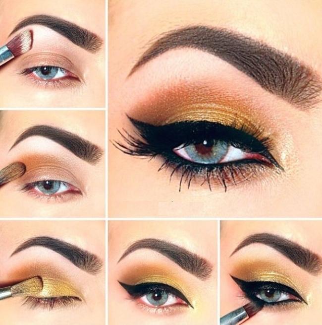 sombra dorada