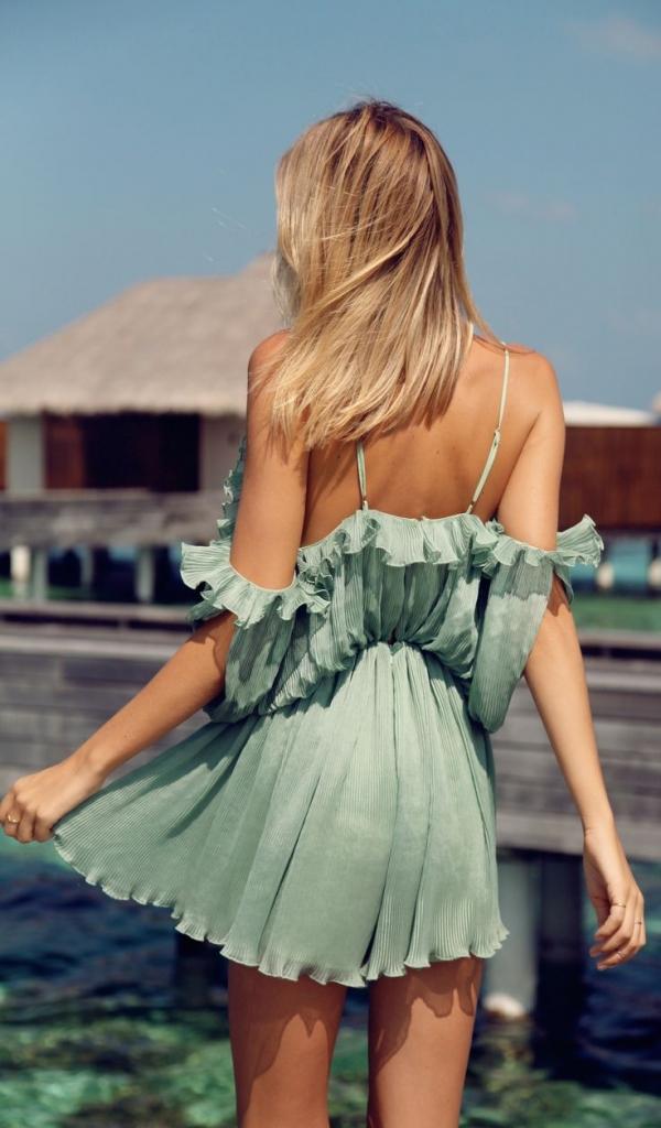 vestido para el verano