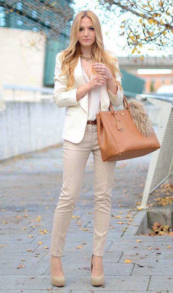 Color El Marfil Y Combinable Mujer Delicado Zapato Chic 5aqxnraZE