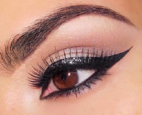 maquillaje ojos marrones copy