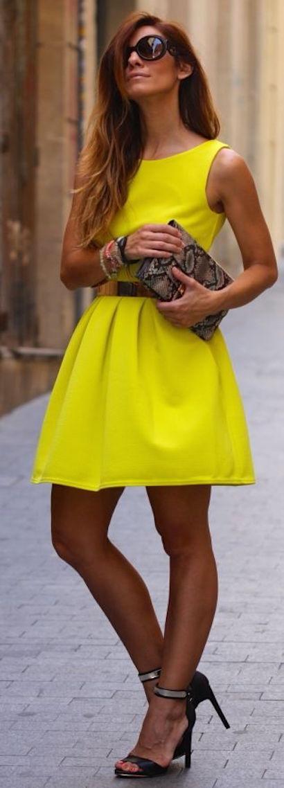o-vestido veraniego