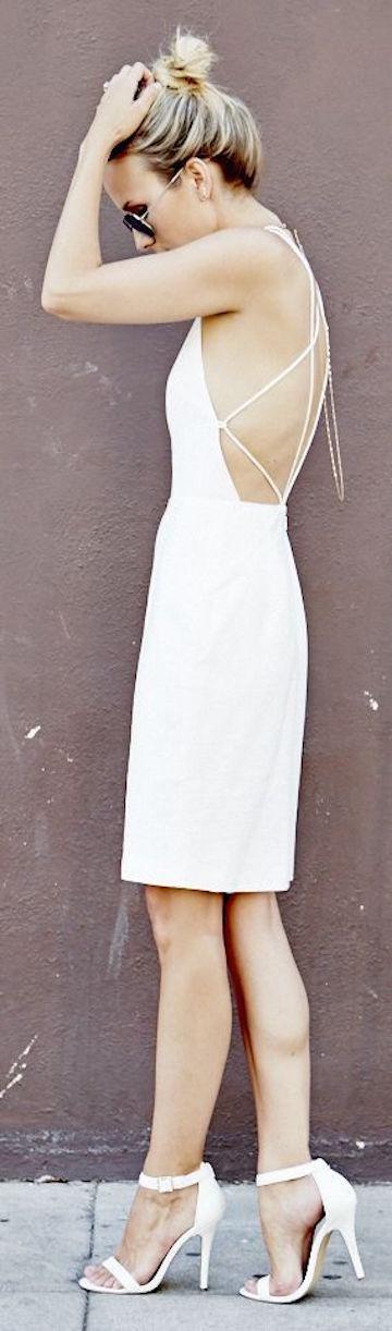 vestido sin esplada