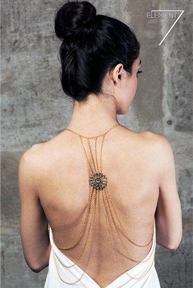 cadena para la espalda