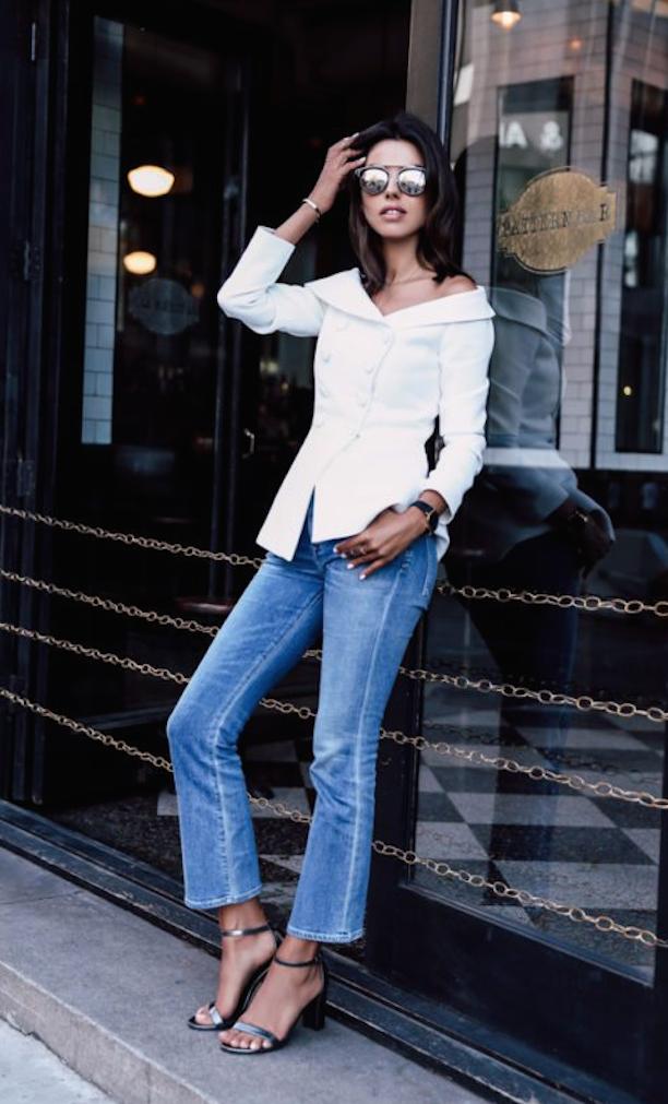 jeans de vestir