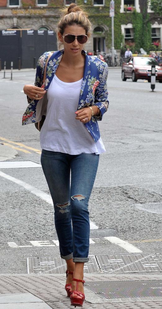 jeans glamorosos