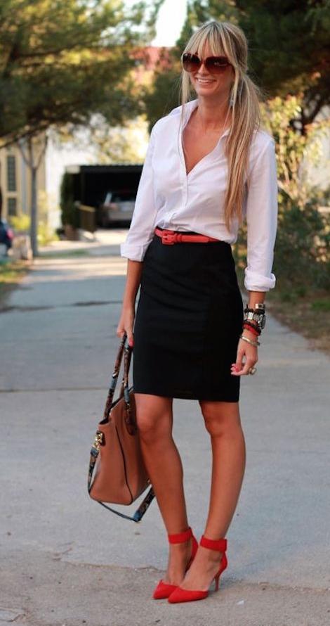 ropa de trabajo para mujer