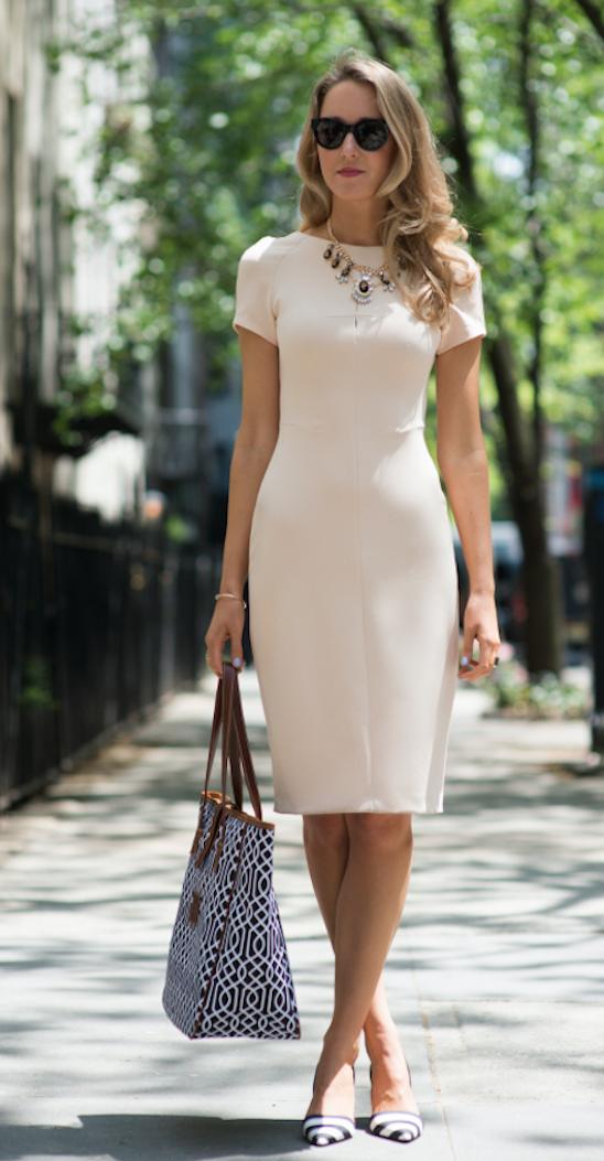 vestido para la oficina