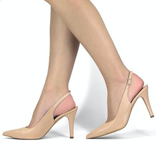 zapatos crema