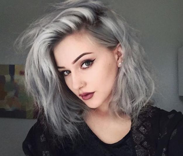 granny hair