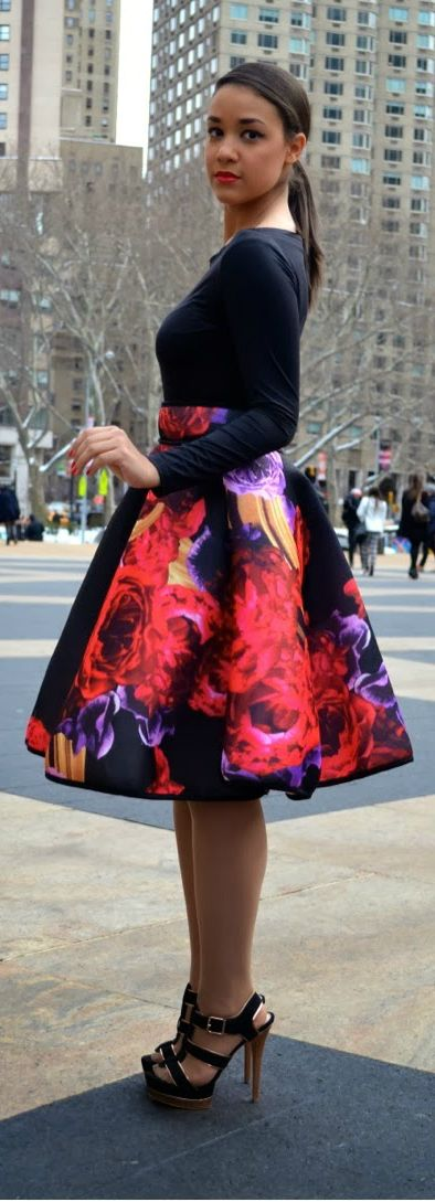 ropa de primavera