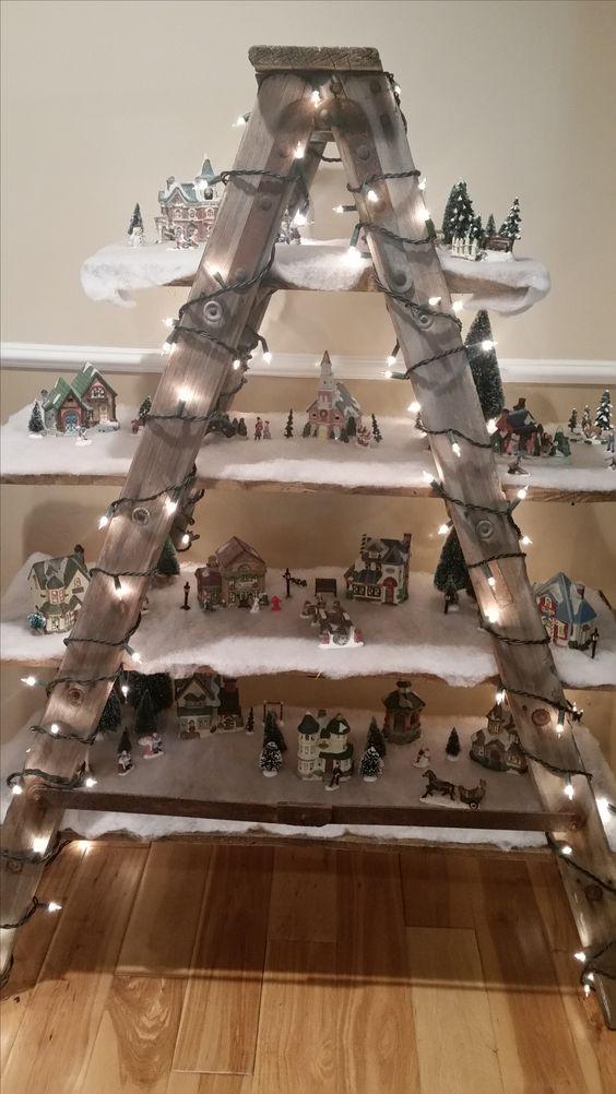 40 Ideas Para 225 Rboles De Navidad De Dise 241 O Minimalista Y