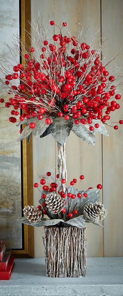 arbol de navidad artesanal=0