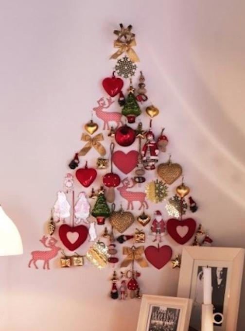 arbol navidad minimalista