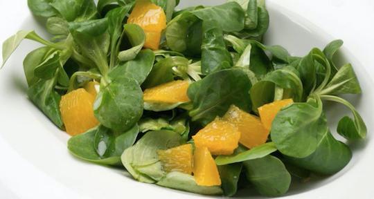 ensaladas de dietas