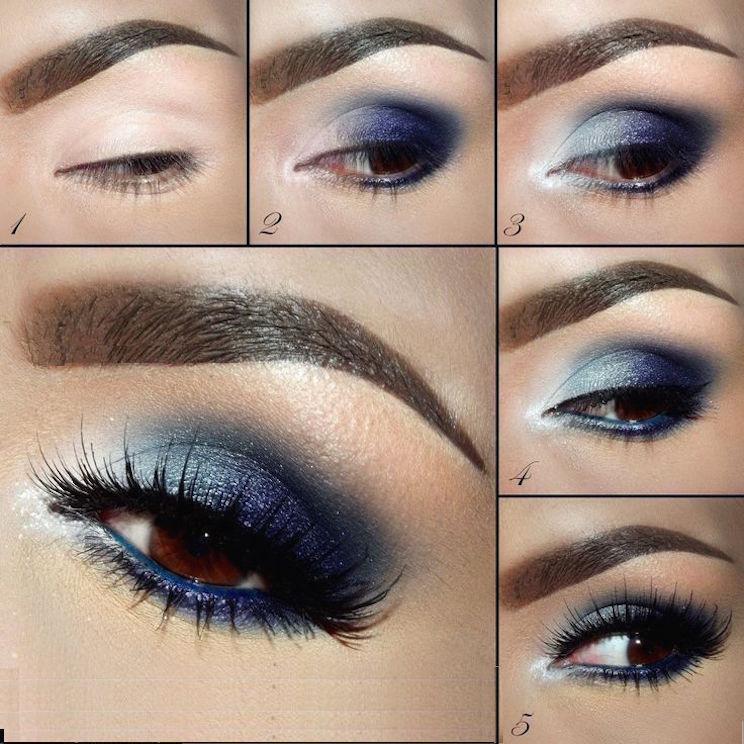 tutorial-de-maquillaje-sombra azul