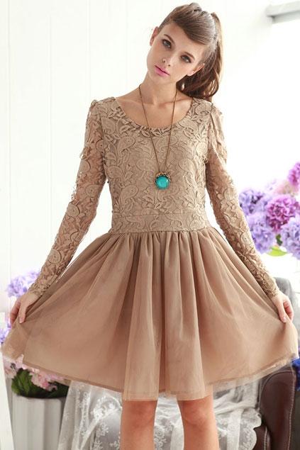 vestido Vintage-