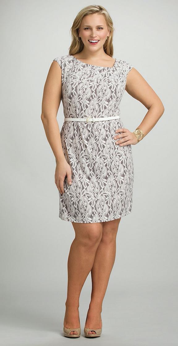 vestido para mujeres con curvas