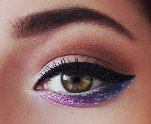 color de sombra de ojos