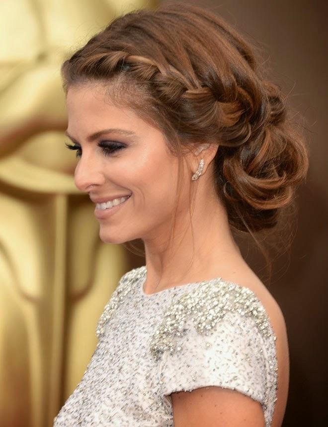 60 peinados de noche que te har n lucir fabulosa mujer chic - Peinados de novia actuales ...