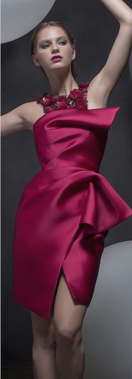 vestido corto de noche-8