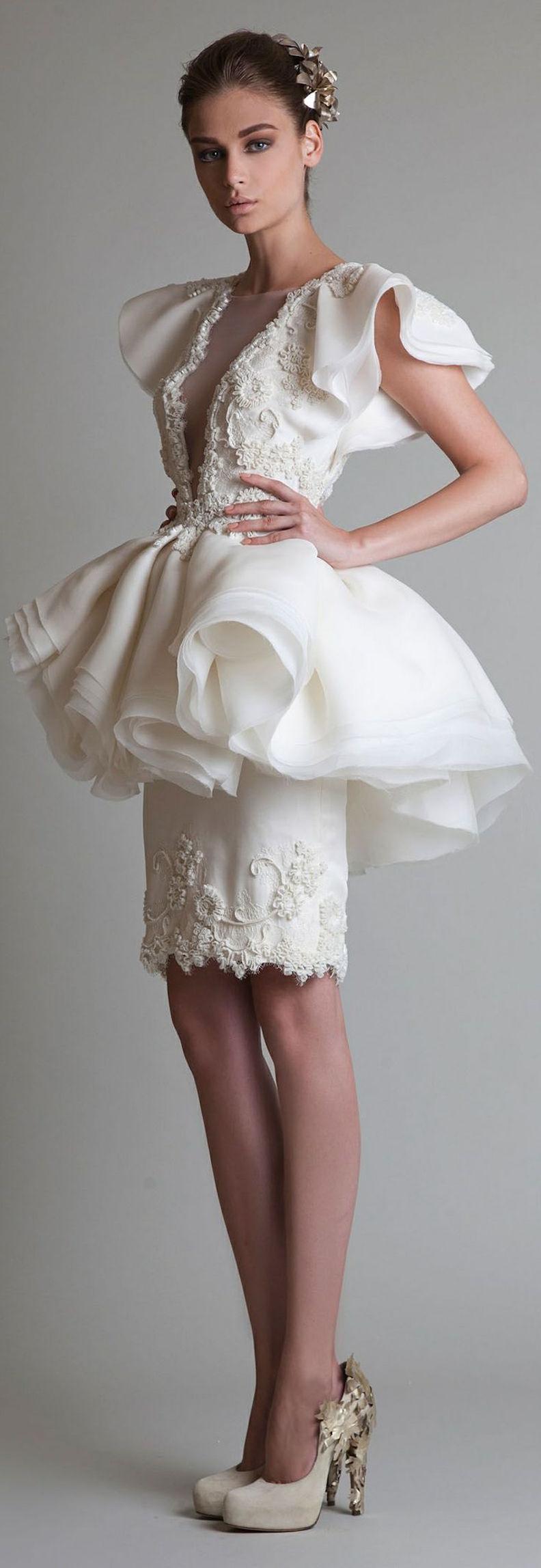 Vestidos De Novias Modernos Archives Mujer Chic