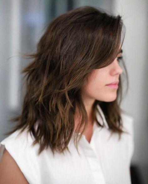 Imagenes de corte de pelo por capas
