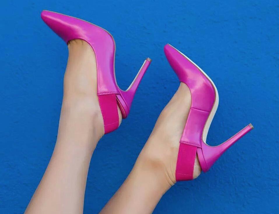 15 consejos para disfrutar de tus tacones altos sin sufrir molestias -  Mujer Chic f7a0a91afa2d