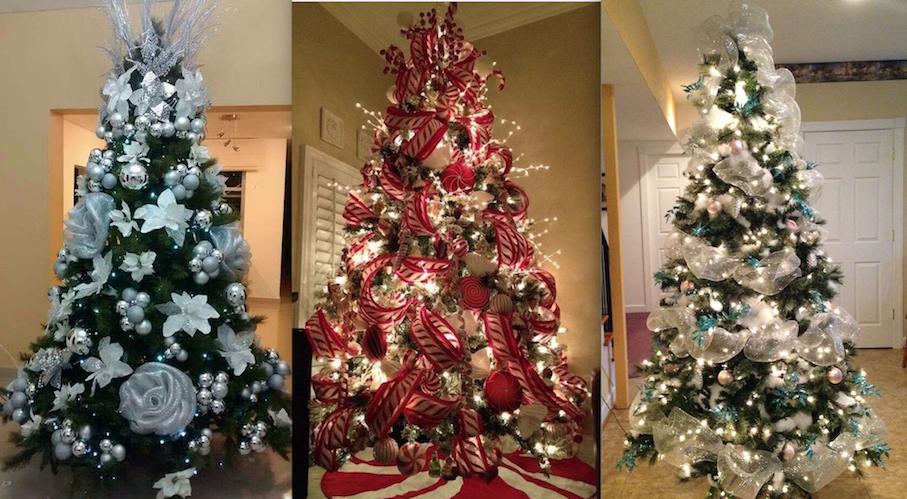 Como decorar tu arbol de navidad - Como decorar mi arbol de navidad ...