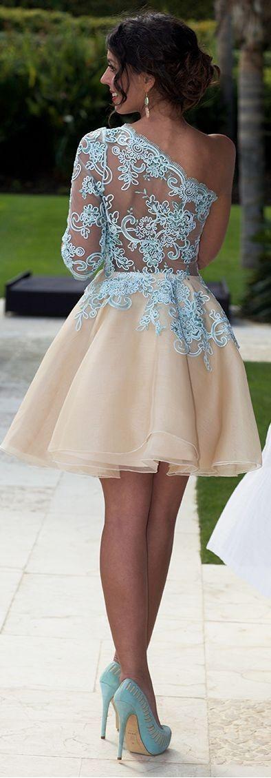 Vestidos Cortos Elegantes Archives Mujer Chic