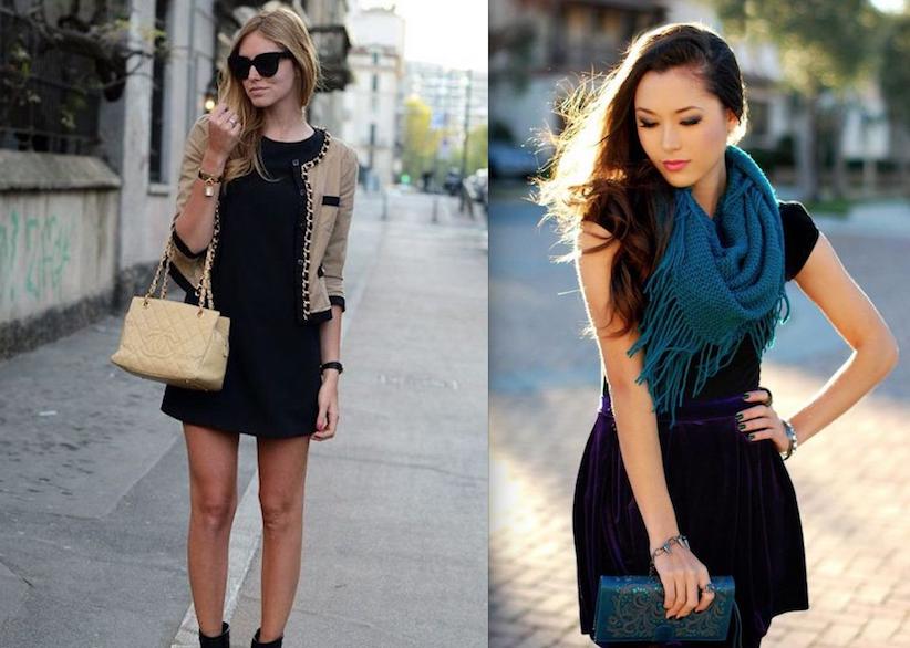 El Versátil Vestido Negro Puede Transformarse De Muchas